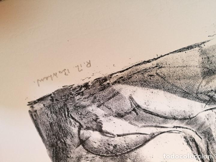Arte: dix lithographies d´artistes suisses de perrochon henri 1955 SCHOELLHORN-DOMENJOZ-CLEMENT-BOSS REF-D - Foto 20 - 141173182