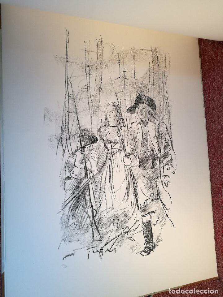 Arte: dix lithographies d´artistes suisses de perrochon henri 1955 SCHOELLHORN-DOMENJOZ-CLEMENT-BOSS REF-D - Foto 21 - 141173182