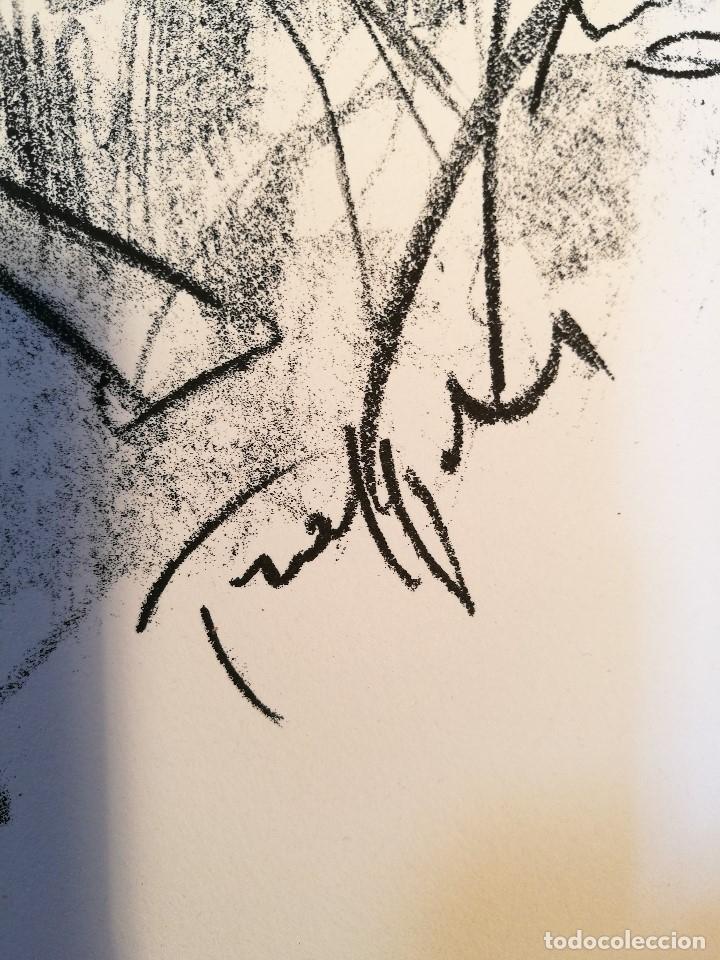 Arte: dix lithographies d´artistes suisses de perrochon henri 1955 SCHOELLHORN-DOMENJOZ-CLEMENT-BOSS REF-D - Foto 23 - 141173182