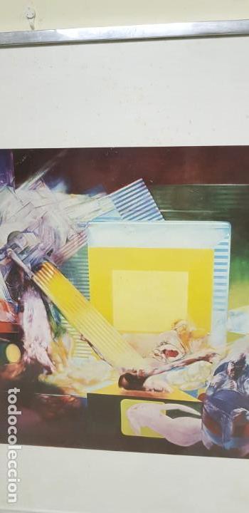 Arte: J-LITOGRAFIA PINTOR GALLEGO JAIME QUESSADA FIRMADA POR EL PINTOR TAMAÑO GRANDE NUMERADA - Foto 2 - 142353258