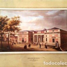 Arte: LITOGRAFIA FERNANDO BRAMBILLA - 1842 - MUSEO DEL PRADO MADRID-PATRIMONIO NACIONAL -ESPAÑA-. Lote 142369190