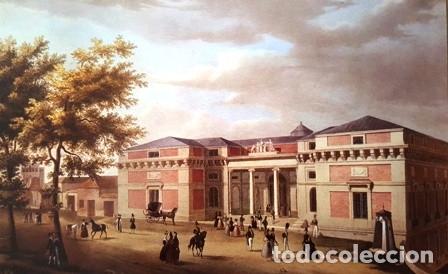 Arte: LITOGRAFIA FERNANDO BRAMBILLA - 1842 - MUSEO DEL PRADO MADRID-PATRIMONIO NACIONAL -ESPAÑA- - Foto 5 - 142369190