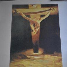 Arte: LITOGRAFIA SALVADOR DALI SAN JUAN DE LA CRUZ. Lote 142896986