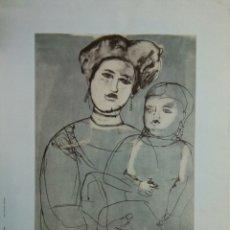 Arte: MATERNIDAD, FRANCO GENTILINI.. Lote 143351840