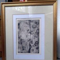 Arte: EROTISCHE LITHOGRAPHIE FRANKREICH UM 1930 . Lote 143767242