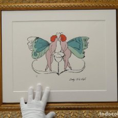 Arte: OBRA DE ANDY WARHOL -OPORTUNIDAD!. Lote 146273366
