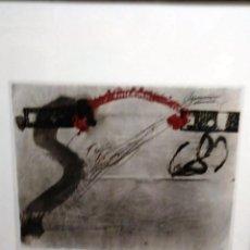 Arte: ANTONIO TAPIES LITOGRAFÍA . Lote 147488850