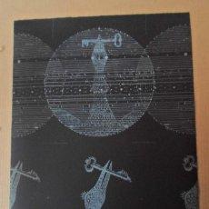 Arte: JOAN PONC (BARCELONA 1927-FRANCIA 1984) LITOGRÁFIA DE 1967 DE 50X65CMS, FIRMADA LÁPIZ BLANCO Y 41/65. Lote 149748466