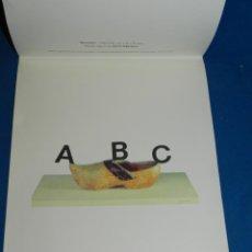 Arte: (M) JOAN BROSSA - INSTITUT D'ESTUDIS CATALANS 1997 POEMA OBJECTE , 300 EJEMPLARES. Lote 153980346