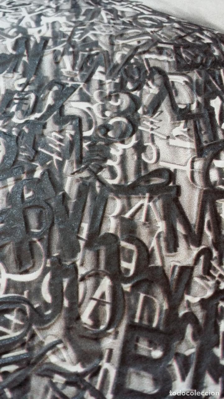 Arte: Jaume PLENSA: grabado técnica mixta, papel Japón, firmado y numerado, 2010 - Foto 8 - 154425042