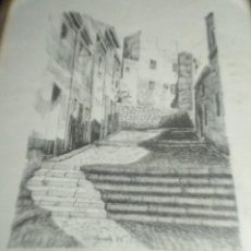 Arte: BONITA LITOGRAFÍA . Lote 154538314