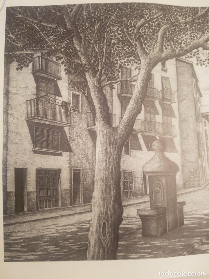 Arte: imagen antigua de balaguer de a.soldevila - Foto 2 - 155397554