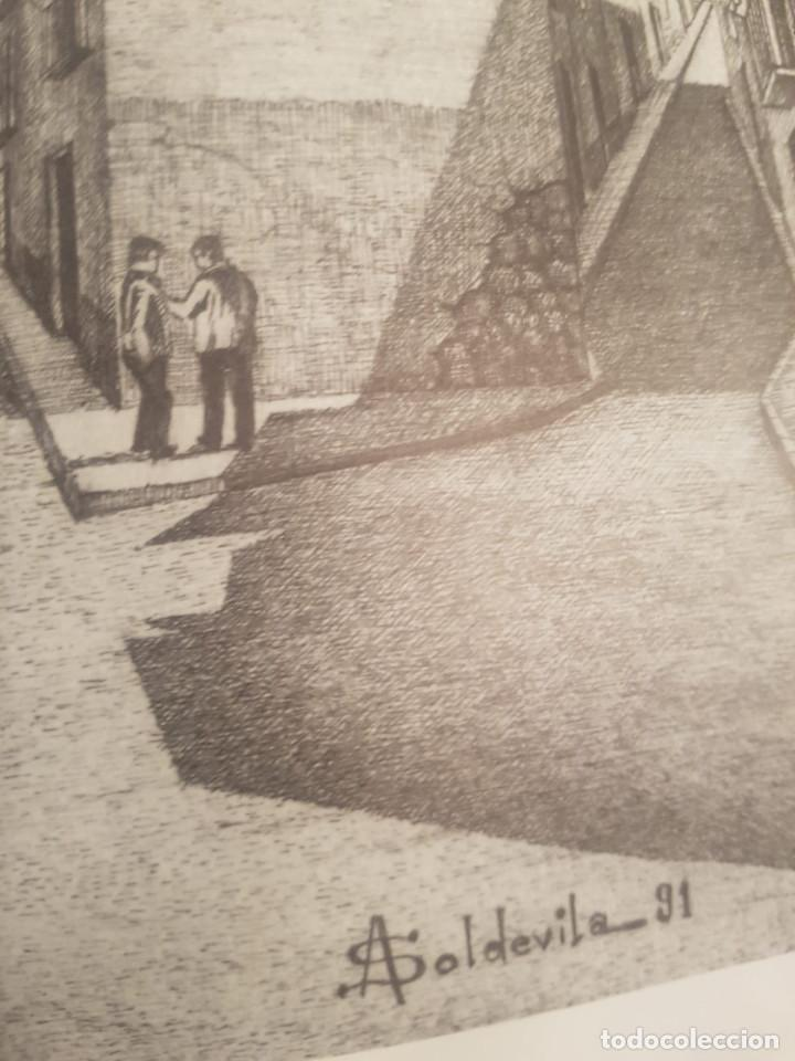 Arte: imagen antigua de balaguer de a.soldevila - Foto 4 - 155397554