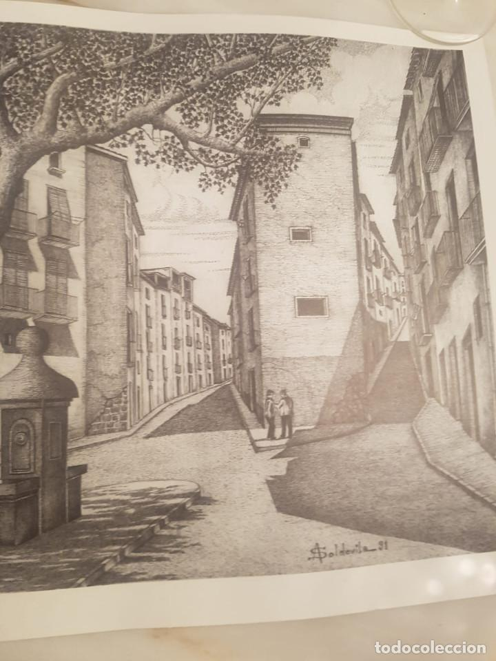 Arte: imagen antigua de balaguer de a.soldevila - Foto 5 - 155397554