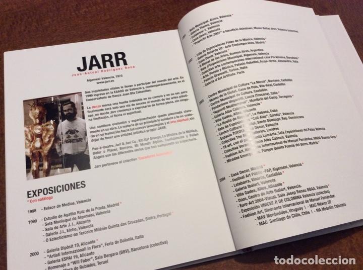 Arte: Envío 8€. Radiografía de tutú del artista JARR firmada PA a mano por el artista.mide 40x30cm - Foto 12 - 136000001