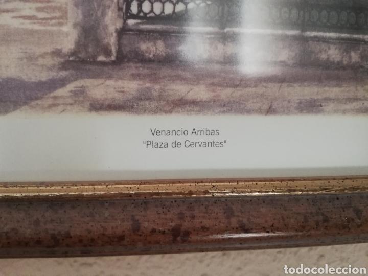 Arte: Cuadro litografia Venancio Arribas - Foto 4 - 155637622