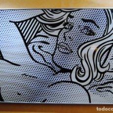 Arte: ROY LICHTENSTEIN - SEDUCTIVE GIRL. Lote 155668534