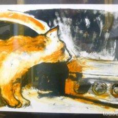 Arte: MENENDEZ ROJAS LITOGRAFÍA . Lote 156088922