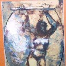 Arte: MENENDEZ ROJAS LITOGRAFÍA . Lote 156091090