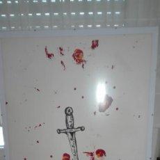Arte: LITOGRAFIA NUMERADA FIRMADA FERRAN GARCIA SEVILLA. Lote 156485638