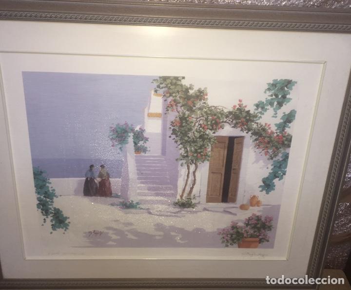 Arte: Litografía firmada por el autor 78x64cm - Foto 12 - 157304716