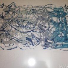 Arte: CUADRO LITOGRAFIA FIRMADA Y NUMERADA (RECOGER EN TIENDA). Lote 157520250