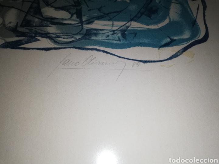 Arte: Cuadro Litografia firmada y numerada (Recoger en tienda) - Foto 2 - 157520250