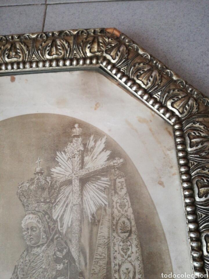 Arte: Antigua litografía N. Sra. De las Angustias de S. Berdones - Foto 5 - 159376726