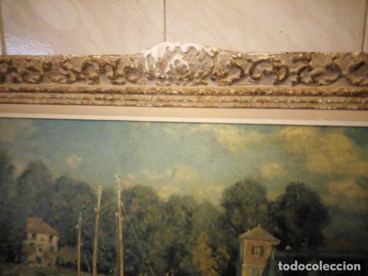 Arte: litografia, claude monet le pont dargenteuil musée de limpressionnisme,paris - Foto 11 - 159419706