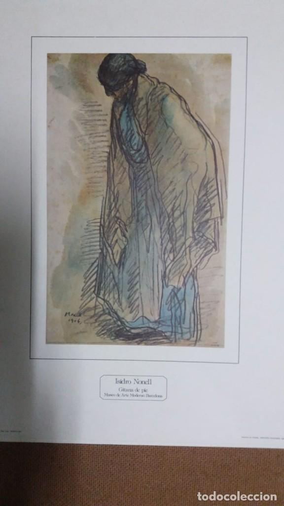 Arte: ISIDRO NONELL - CARPETA CON 4 LAMINAS GITANAS Y MENDIGOS 23 x 30 cms - Foto 4 - 159684342