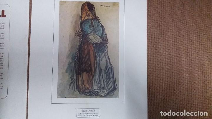 Arte: ISIDRO NONELL - CARPETA CON 4 LAMINAS GITANAS Y MENDIGOS 23 x 30 cms - Foto 5 - 159684342