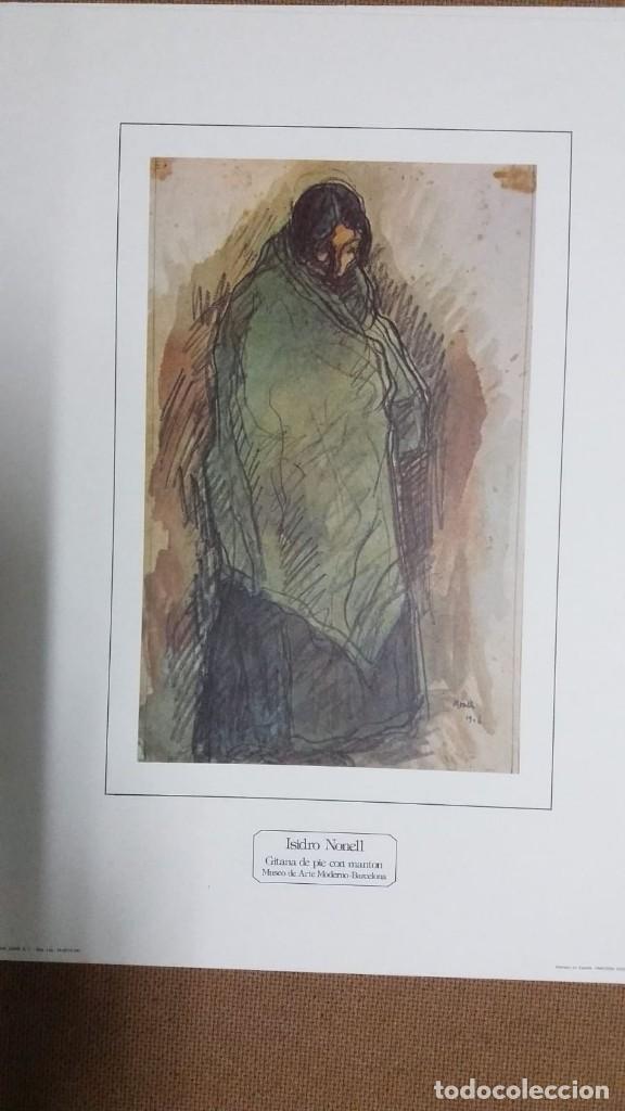 Arte: ISIDRO NONELL - CARPETA CON 4 LAMINAS GITANAS Y MENDIGOS 23 x 30 cms - Foto 7 - 159684342