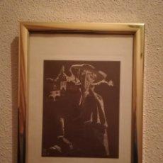 Arte: CUADRO LITOGRAFIA ALCALDE. Lote 160326209