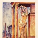 Arte: MILO MANARA – APHRODITE, IV – FIRMADA A MANO – EDICIÓN LIMITADA – 2003. Lote 161307722