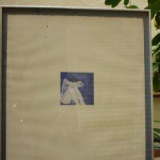 Arte: LITOGRAFIA DE ANTONI MUNILL PUIG- 7/12. Lote 162786382