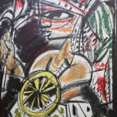 Arte: ORBE NUEVO.ALVARO DELGADO.. Lote 163190790
