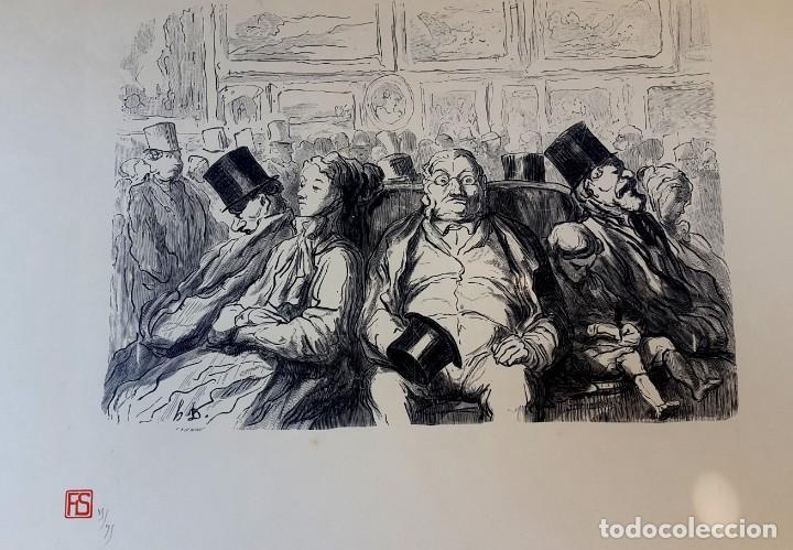 Arte: DAUMIER - LES PEINTRES - EXPOSITION - Foto 2 - 163775874