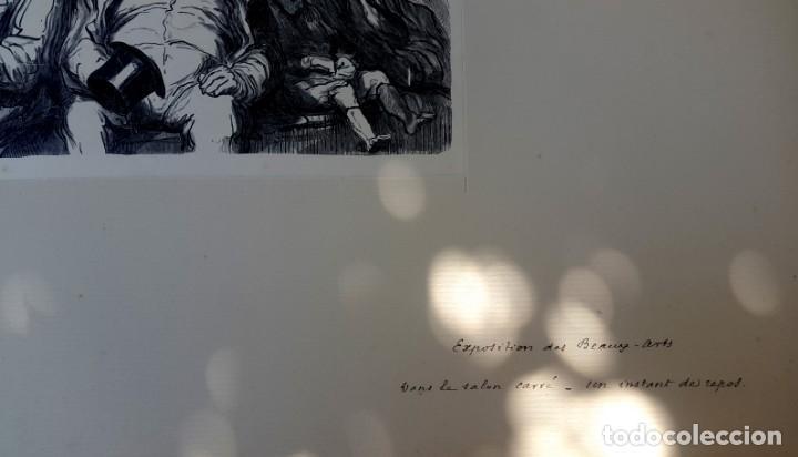Arte: DAUMIER - LES PEINTRES - EXPOSITION - Foto 3 - 163775874