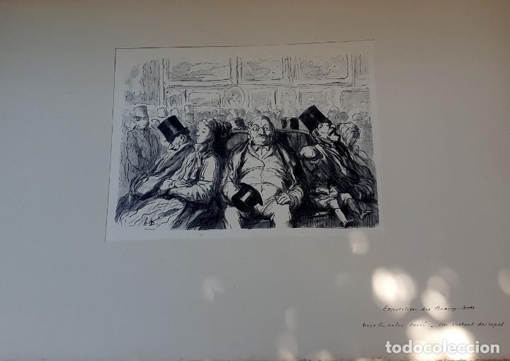 Arte: DAUMIER - LES PEINTRES - EXPOSITION - Foto 4 - 163775874
