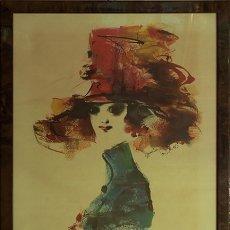 Arte: OBRA GRÁFICA. LITOGRAFIA DE MODEST CUIXART. Lote 161923826