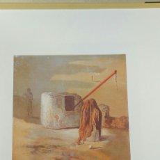 Arte: LITOGRAFÍA DE DALÍ, THE ALERT DE 1938, FIRMADO Y NUMERADO, 65 X 50 CM. Lote 164806808