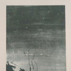 Arte: LITOGRAFÍA DE DALÍ, FIRMADO Y NUMERADO, 50 X 65 CM.. Lote 164845282