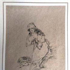 Arte: GOYA - FRANCISCO DE GOYA Y LUCIENTES. Lote 167917776