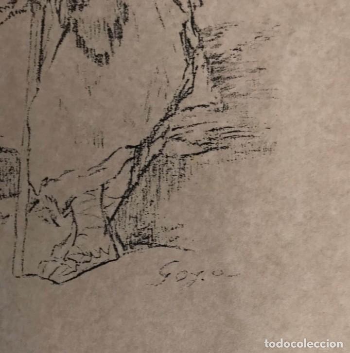 Arte: GOYA - FRANCISCO DE GOYA Y LUCIENTES - Foto 2 - 167917776