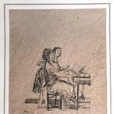 Arte: GOYA - FRANCISCO DE GOYA Y LUCIENTES. Lote 167918028