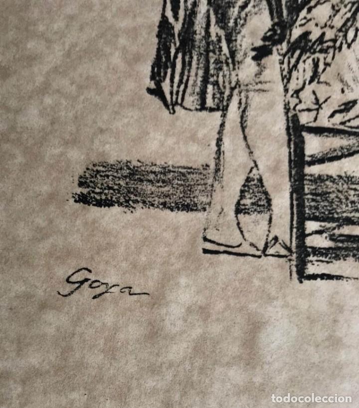 Arte: GOYA - FRANCISCO DE GOYA Y LUCIENTES - Foto 2 - 167918028
