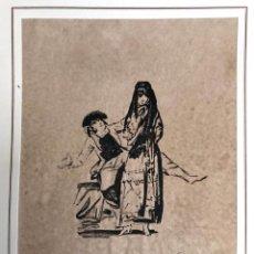 Arte: GOYA - FRANCISCO DE GOYA Y LUCIENTES. Lote 167918312