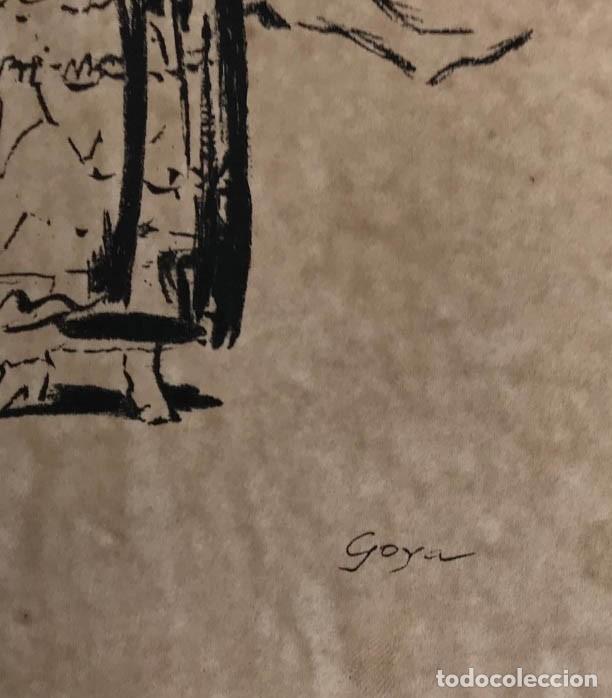 Arte: GOYA - FRANCISCO DE GOYA Y LUCIENTES - Foto 2 - 167918312