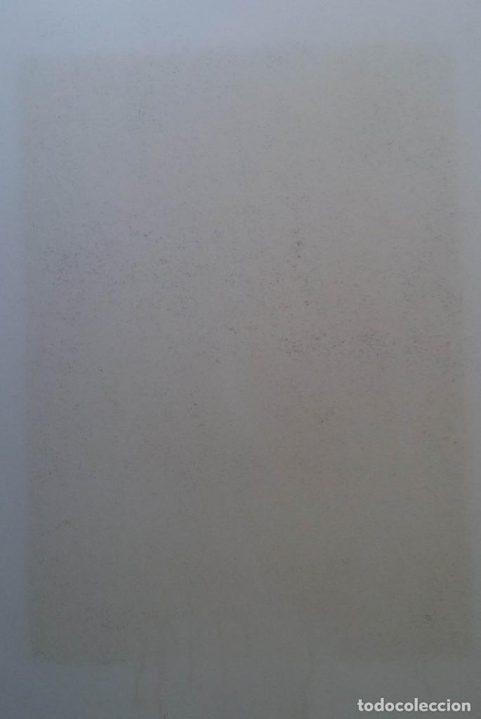 Arte: Bernd Berner, expresionismo abstracto, litografía de 1996 - Foto 17 - 168102432