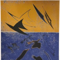 Arte: JOAN JOSEP THARRATS (1918-2001). Lote 168178036
